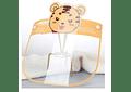 PAQ 30PZ CARETAS INFANTIL PROTECTORA FACIAL