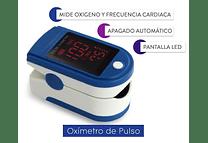 OXÍMETRO DE PULSO DIGITAL LK87