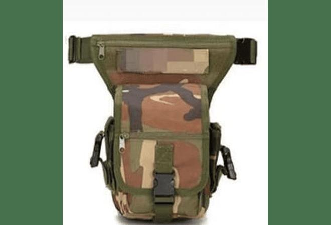 PIERNERA MILITAR CABALLERO SWAT