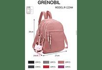 MOCHILA GRENOBIL MODEL: #R-1234