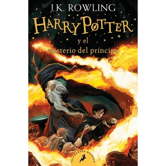 Harry Potter Y El Misterio Del Príncipe (Edición De Bolsillo)