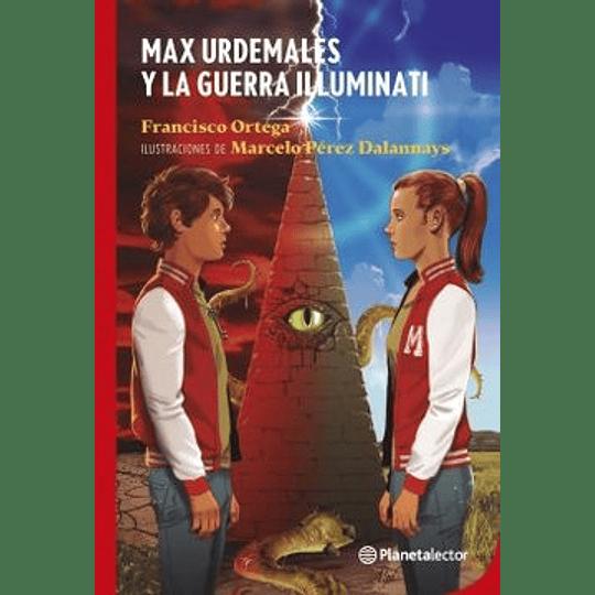 Max Urdemales Y La Guerra Illuminati