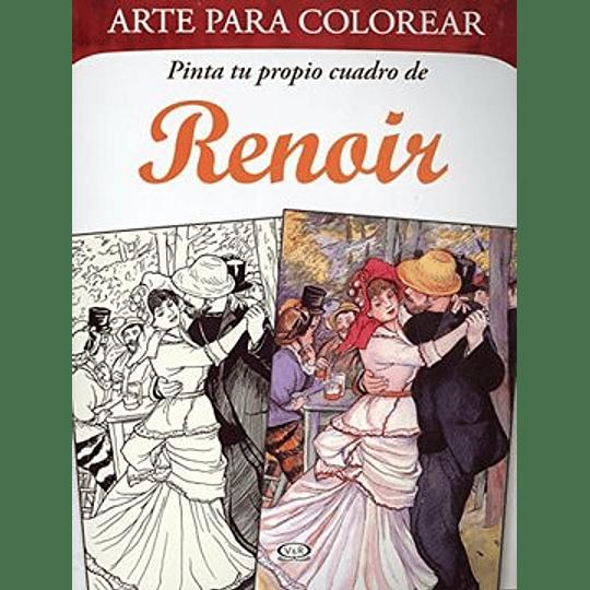 Pinta Tu Propio Cuadro De Renoir