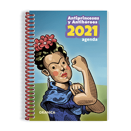 Antiprincesas Y Antiheroes Agenda 2021