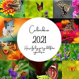 Calendario Agenda 2021