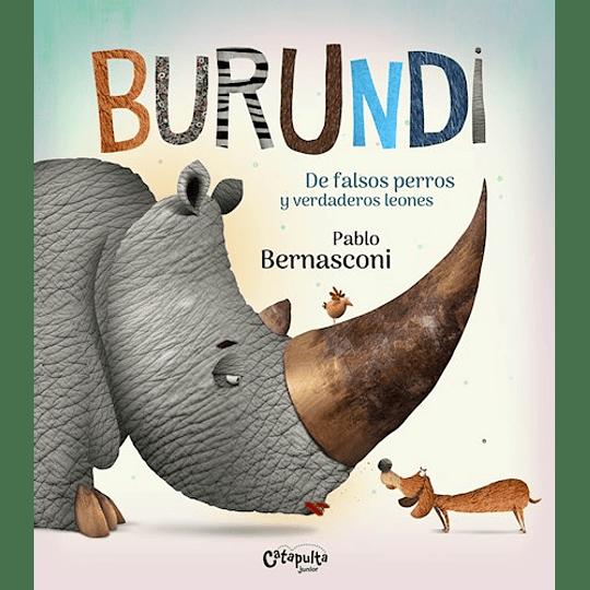 Burundi De Falsos Perros Y Verdaderos Leones