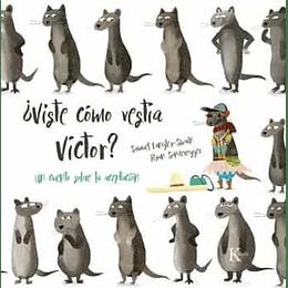 ¿Viste Como Vestia Victor?