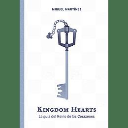 Kingdom Hearts - La Guia Del Reino De Los Corazones