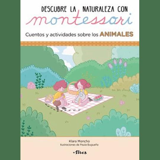 Descubre La Naturaleza Con Montessori (Animales)