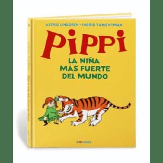 Pippi La Niña Más Fuerte Del Mundo