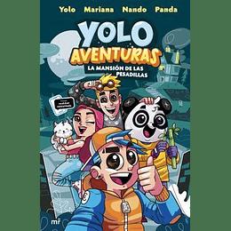 Yolo Aventuras - La Mansión De Las Pesadillas