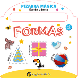 Pizarra Magica - Formas