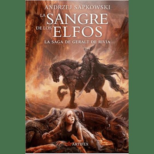 La Sangre De Los Elfos - Saga De Geralt De Rivia 3