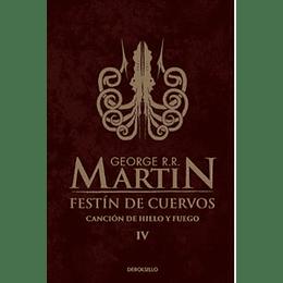 Festin De Cuervos Cancion De Hielo Y Fuego Tomo 4