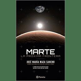 Marte La Proxima Frontera