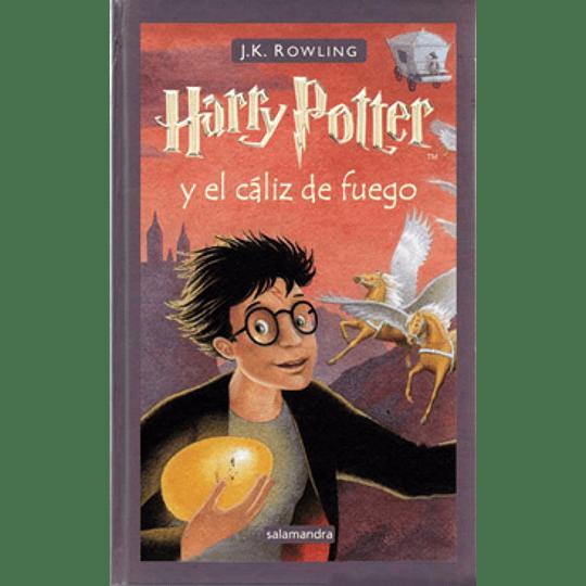 Harry Potter Y El Caliz De Fuego  Td