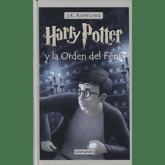 Harry Potter Y La Orden Del Fenix 5 (Td)