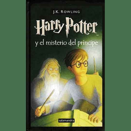 Harry Potter Y El Misterio Del Principe 6 (Td)