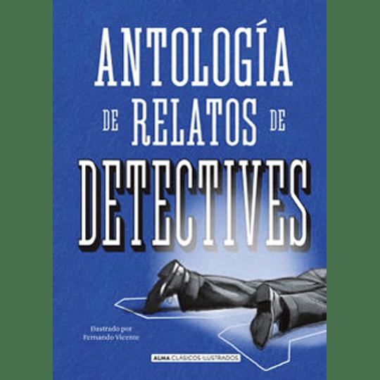 Antologia De Relatos De Detectives