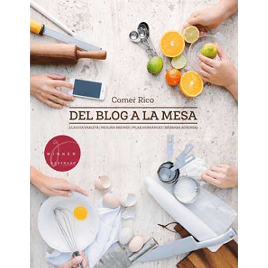 Blog A La Mesa, Del