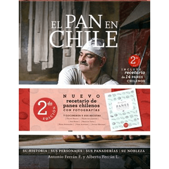 El Pan En Chile