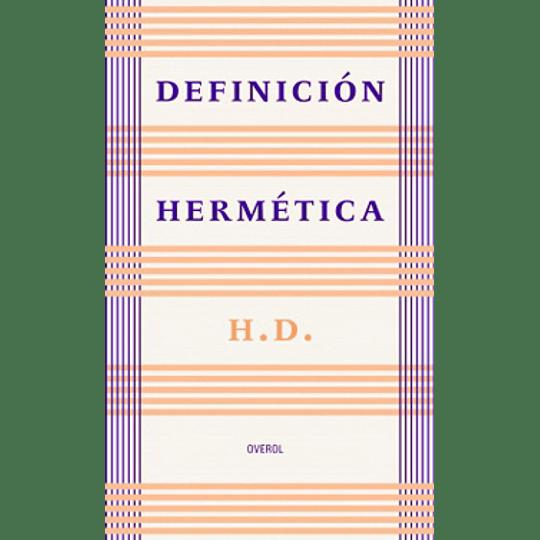 Definicion Hermetica