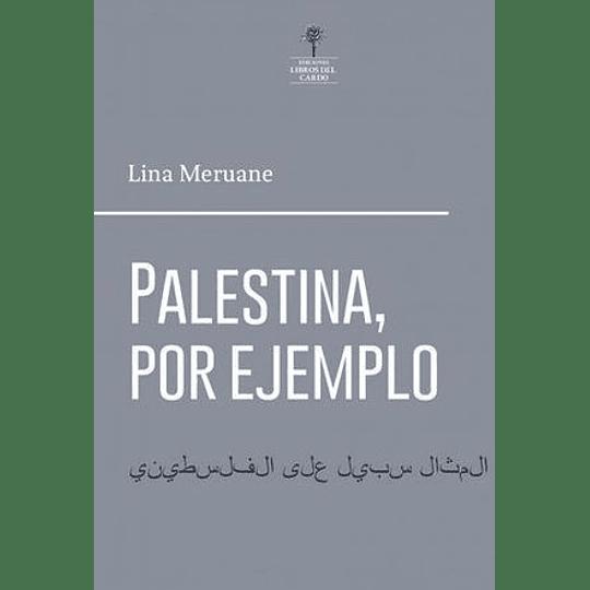 Palestina Por Ejemplo