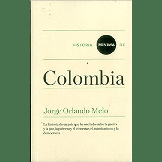 Historia Minima De Colombia