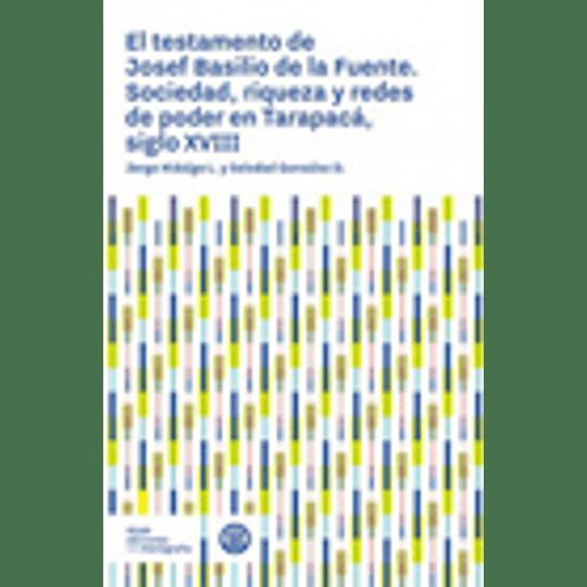 El Testamento De Josef Basilio De La Fuente