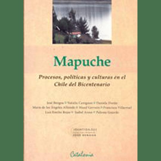 Mapuche  - Procesos Politicas Y Culturas En El Chile Del Bicentenario -