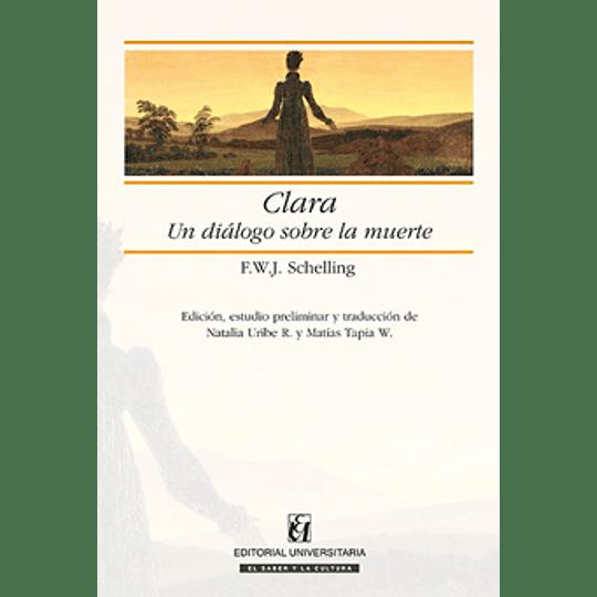 Clara Un Dialogo Sobre La Muerte
