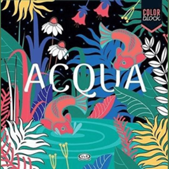 Color Block - Acqua