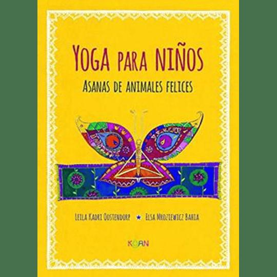 Yoga Para Niños - Asanas De Animales Felices
