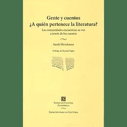 Gente Y Cuentos ¿A Quien Pertence La Literatuta?