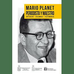 Mario Planet Periodista Y Maesrto