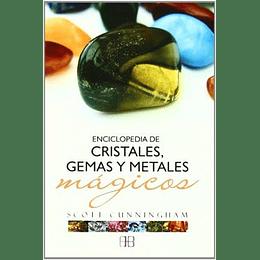 Eciclopedia De Cristales Gemas Y Metales Magicos