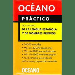 Diccionario De La Lengua Española Y De Nombres Propios (Practico)