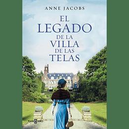 (Villa De Las Telas 3) El Legado De La Villa De Las Telas