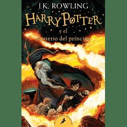 Harry Potter 6 (Db) Y El Misterio Del Principe