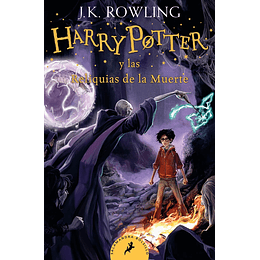 Harry Potter 7 (Db) Y Las Reliquias De La Muerte