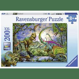 Puzzle En El Reino De Los Gigantes 200 Pcs
