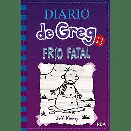 Diario De Greg 13, Frio Fatal