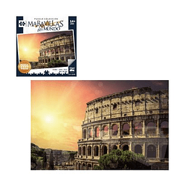 Puzzle Coliseo Roma 2000 Piezas