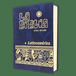 La Biblia Latinoamerica Letra Grande