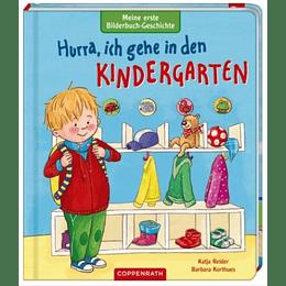 Hurra, Ich Gehe In Den Kindergarten