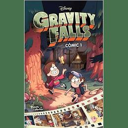 Gravity Falls Comic 1