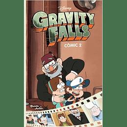 Gravity Falls Comic 2