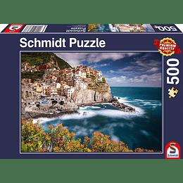 Puzzle Cinque Italia 500 Piezas