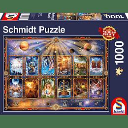 Puzzle Zodiaco 1000 Piezas