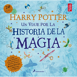 Harry  Potter, Un Viaje Por La Historia De La Magia